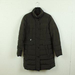 Fuchs Schmitt Down Coat black brown polyester