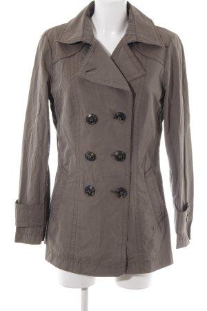 Fuchs Schmitt Short Coat grey brown classic style