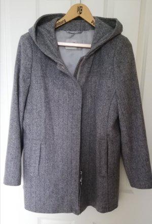 Fuchs Schmitt Manteau à capuche gris