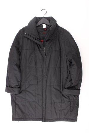 Fuchs Schmitt Mantel Größe 42 schwarz aus Polyester