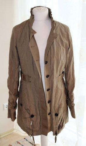 Fuchs Schmitt Short Coat beige mixture fibre