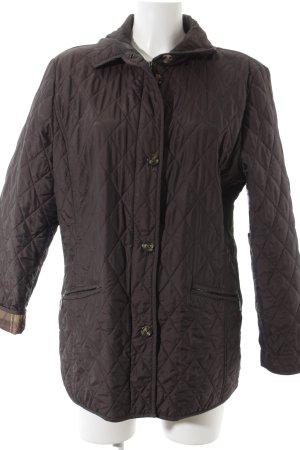 Fuchs Schmitt Quilted Jacket dark brown quilting pattern casual look