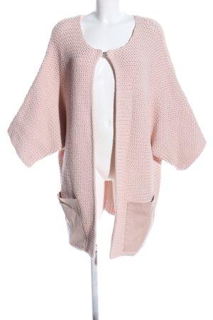 Fuchs Schmitt Strick Cardigan pink Casual-Look