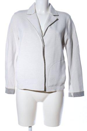 Fuchs Schmitt Sweat Blazer natural white casual look