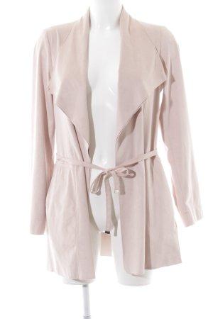 Fuchs Schmitt Giacca aderente bianco sporco-rosa stile casual