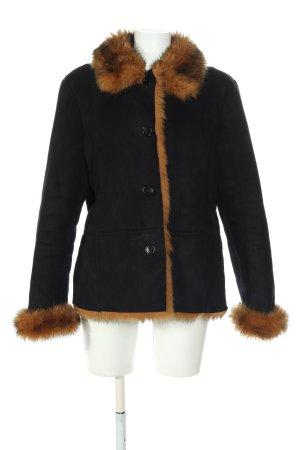 Fuchs Schmitt Kurtka zimowa czarny W stylu casual