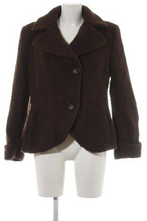 Fuchs Schmitt Blazer en laine brun style campagnard