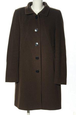 """Fuchs Schmitt Wool Coat """"W-x7rzpz"""" brown"""