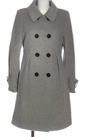 Fuchs Schmitt Wool Coat light grey casual look