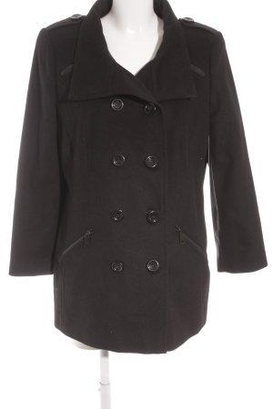 Fuchs Schmitt Wool Coat black classic style