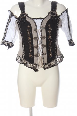 Fuchs Trachtenmoden Traditional Blouse multicolored casual look