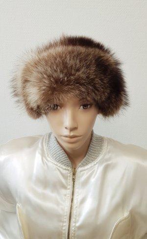 Chapeau en feutre beige clair