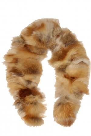 Snood multicolored pelt