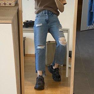 Fünf Jeans!