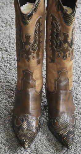 CityWalk Boots western brun