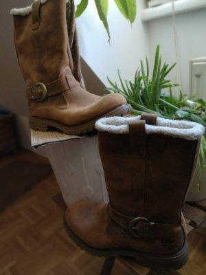 Timberland Botas de invierno coñac