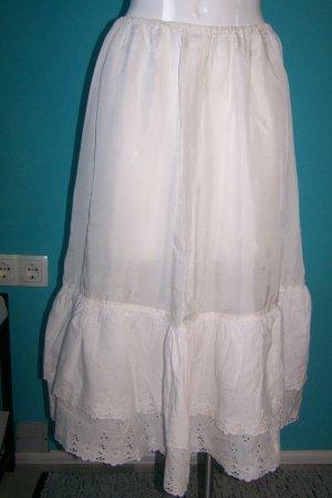 Fürnkranz Enaguas blanco acetato