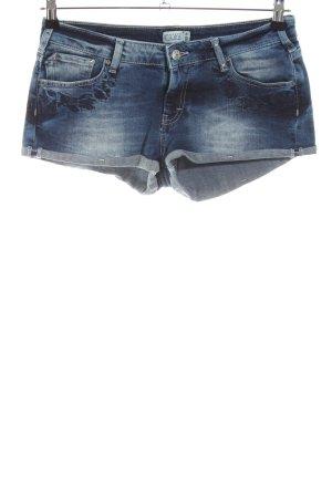 Fuga Jeansshorts blau Casual-Look