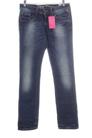 Fuga Slim Jeans blau Casual-Look