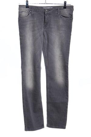 Fuga Slim Jeans hellgrau Casual-Look