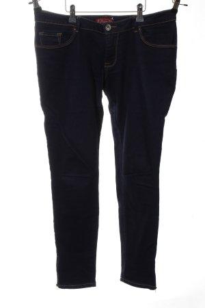 Fuga Stretch Jeans blau Casual-Look