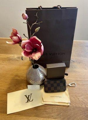 ❣️ Full Set ❣️ Schlüsseletui Louis Vuitton Damier Ebene