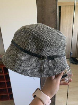 Fullahsugah Klokhoed grijs Polyester