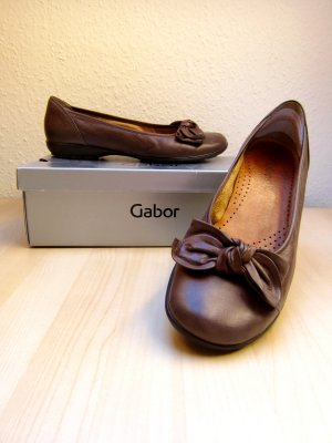Gabor Ballerina Mary Jane multicolore Pelle