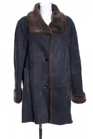 Funk Winterjacke blau Casual-Look