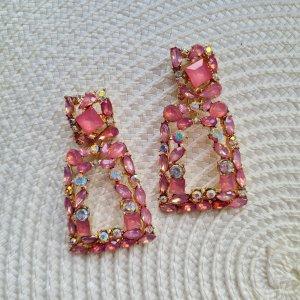 Asos Statement Earrings multicolored