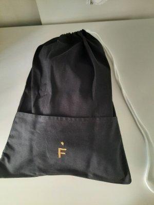 FUNKEN Lodge Turnsackerl Sackerl Aufbewahrung für Taschen, Geldbörsen schwarz