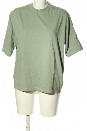 Funktion Schnitt T-Shirt khaki Casual-Look