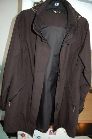 Frilufts Manteau de pluie noir polyester