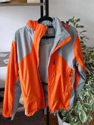 Salewa Outdoor Jacket orange-slate-gray