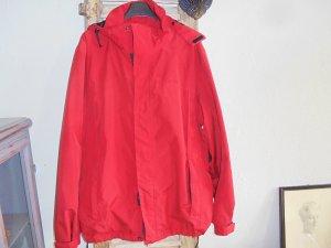 McKinley Chaqueta doble negro-rojo