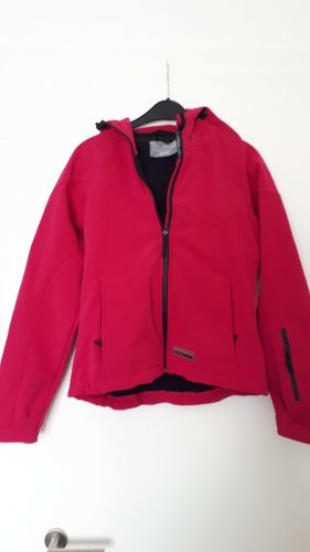 Trespass Veste softshell rouge framboise-rose