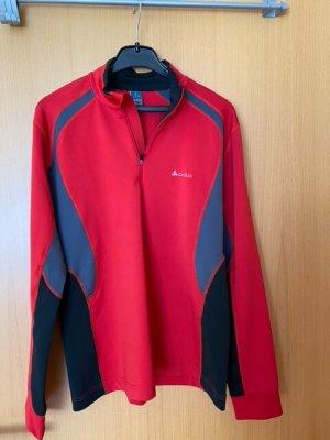 Odlo T-shirt de sport rouge polyester