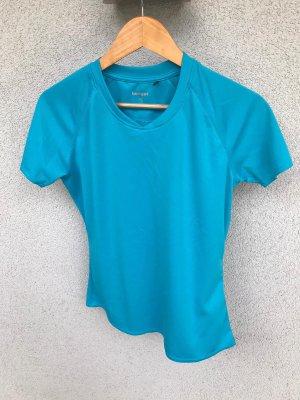 benger T-shirt jasnoniebieski