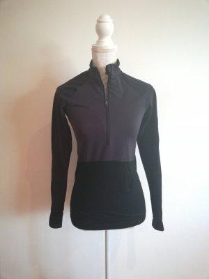 Falke Sports Shirt black-dark grey