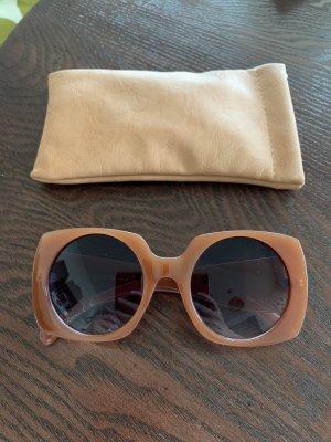 Parfois Angular Shaped Sunglasses blue-ocher mixture fibre