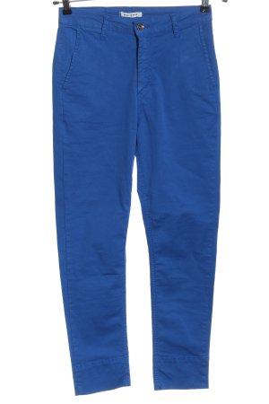 Funky Staff 7/8-Hose blau Casual-Look