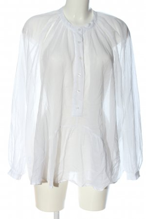 Funky Staff Shirt Blouse white business style
