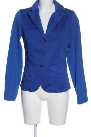 Funky Staff Kurz-Blazer blau Casual-Look