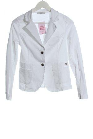 Funky Staff Blazer tejido blanco estilo «business»