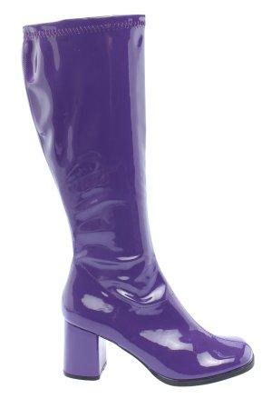 Funtasma Wide Calf Boots blue casual look