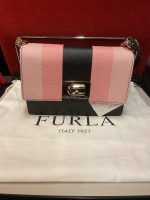 Furla Shoulder Bag multicolored leather