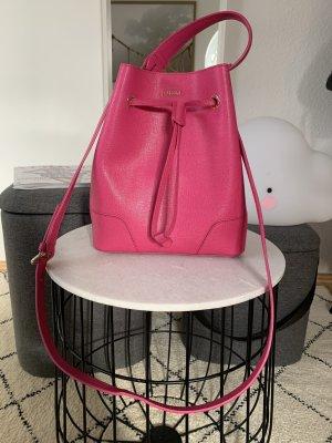 Furla bucket bag in pink