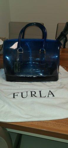 Furla Candy Bag crystall electric Onyx Blue