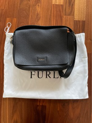 Furla Shoulder Bag multicolored leather