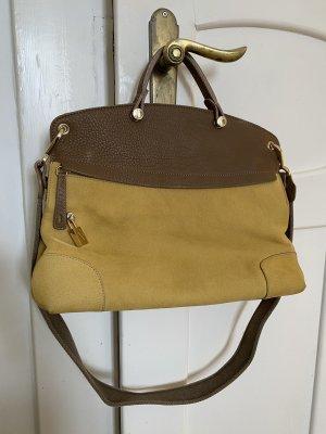 Furla - gelbe Leder-Tasche